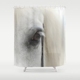 Horse Soul Shower Curtain