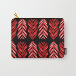 Red feathers Carry-All Pouch