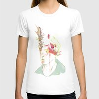 archan nair T-shirts featuring Clouder by Archan Nair