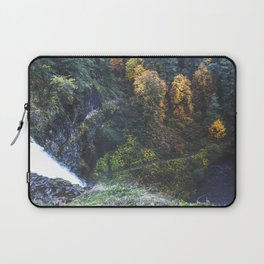 Waterfall Lookout Laptop Sleeve