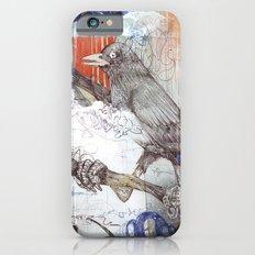 Beardless Woods iPhone 6s Slim Case