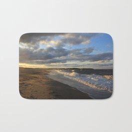 Stormy Ocean Bath Mat