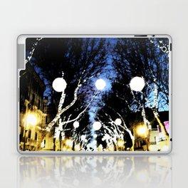 Christmas City Lights Laptop & iPad Skin