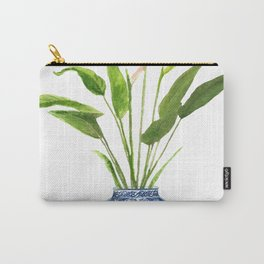 Chinoiserie chic decor Carry-All Pouch