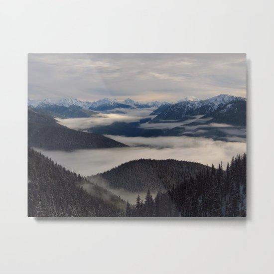 the hills Metal Print