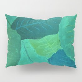 Collard Greens Pillow Sham
