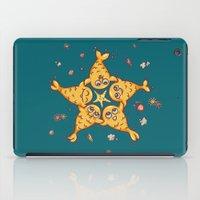 starfish iPad Cases featuring StarFish by Lili Batista