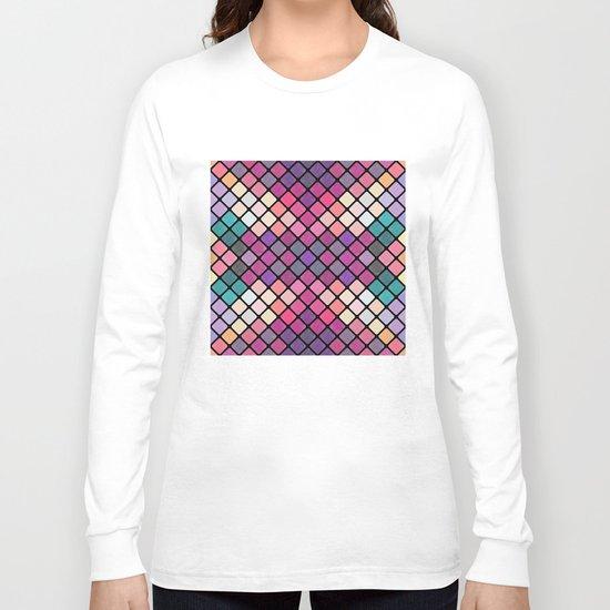 Lovely geometric Pattern XI Long Sleeve T-shirt