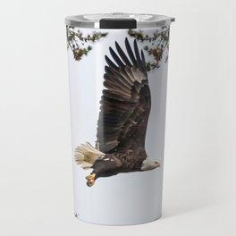 October Eagle II Travel Mug