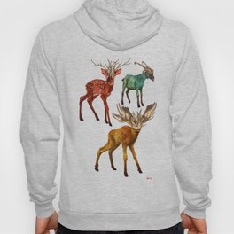 Babes in Woodland (Trio) Hoody