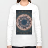 boho Long Sleeve T-shirts featuring Boho by Jane Lacey Smith