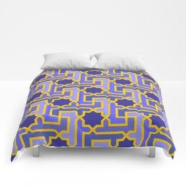 Moroccan pattern Comforters