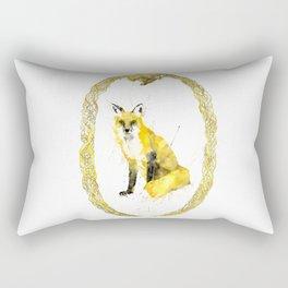 Choleric  Rectangular Pillow