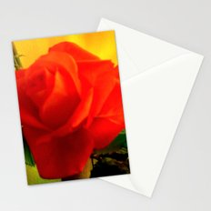 Rote Rose Stationery Cards