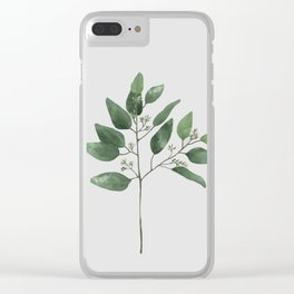 Branch 2 Clear iPhone Case