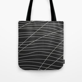 Black series 003 Tote Bag