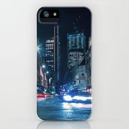 City Trails iPhone Case