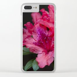 Savoring Every Moment I Clear iPhone Case