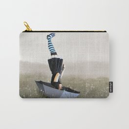 Umbrella melancholy Carry-All Pouch
