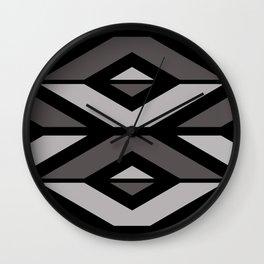 Elegant Decorative Pattern Wall Clock