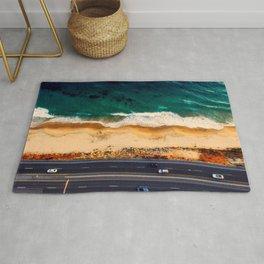 California Beach Rug