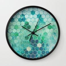 Chemistry Wall Clock