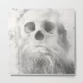 &sinthetic Metal Print