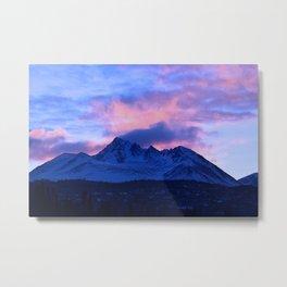 Serenity Rose Sunrise III Metal Print