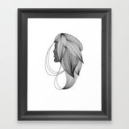 Haartooi Framed Art Print