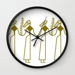 procession Wall Clock