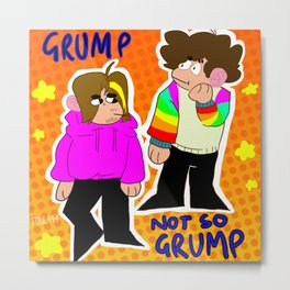 Game grumps Metal Print
