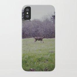 big sur deer iPhone Case