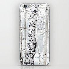 White Tree 2 iPhone & iPod Skin