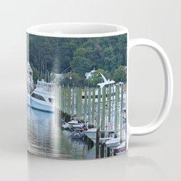 Marinas Of The World (Pt. 3 - Port Jefferson, New York) Coffee Mug