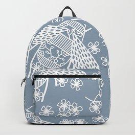 Papercut Bees Backpack