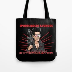 The Paranormal Exterminator Tote Bag