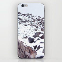 The Beauty of Silence iPhone Skin