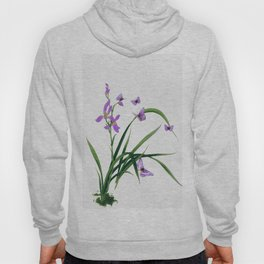 Butterflies and flowers Hoody