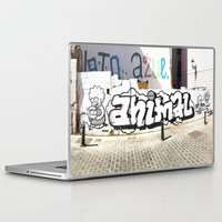 the neighbourhood Laptop & iPad Skins featuring I thought you loved me by Rhys Owain Williams