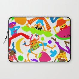 Fruit Leapfrog Laptop Sleeve