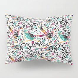 Otomi Roadrunners Pillow Sham