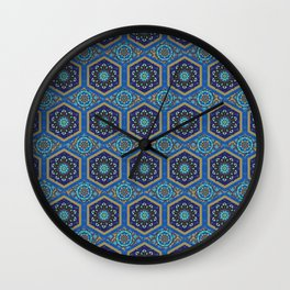 Middle Eastern Wall Clock