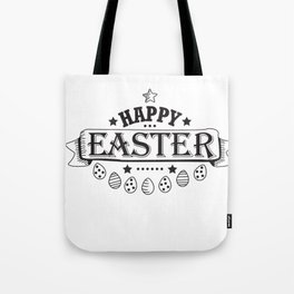 Happy Easter Design Holiday Gift Cute Women Men Kids Tote Bag