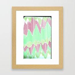 lineage Framed Art Print