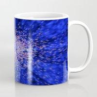 big bang Mugs featuring Big bang by Digital Dreams