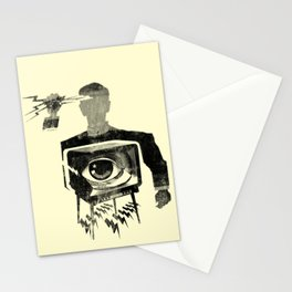 HYPODERMIC NEEDLE THEORY Stationery Cards