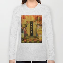 Taxi Driver Long Sleeve T-shirt