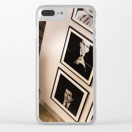 PORTRAIT, PICTURE Clear iPhone Case
