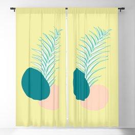 Spring Palm #society6 #spring Blackout Curtain