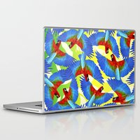 rio Laptop & iPad Skins featuring RIO PANTS PARTY by Chrisb Marquez
